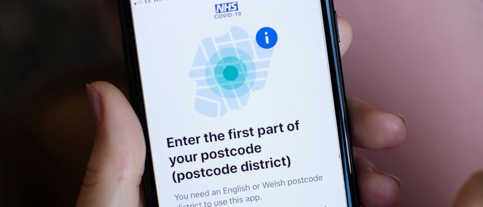 NHS COVID app downloaded more than 10 million times since launch