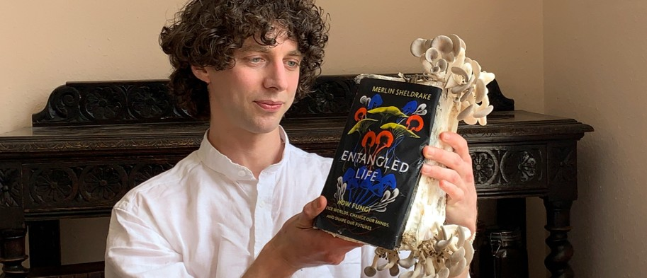 Merlin Sheldrake reveals the complexity of the fungal world