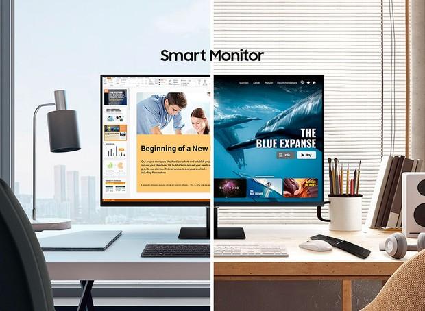 Samsung Smart Monitor M7 series (Cool gadgets)