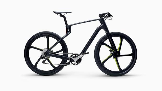 SuperStrata bike (cool gadgets)