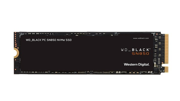 WD_Black SN850 Solid State Drive (cool gadgets)