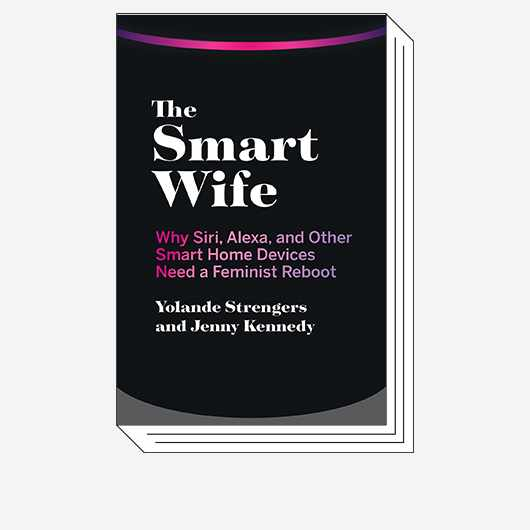 The Smart Wife book cover © MIT Press