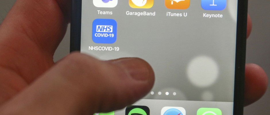 Everything You Need To Know About The Nhs Contact Tracing App Bbc Science Focus Magazine