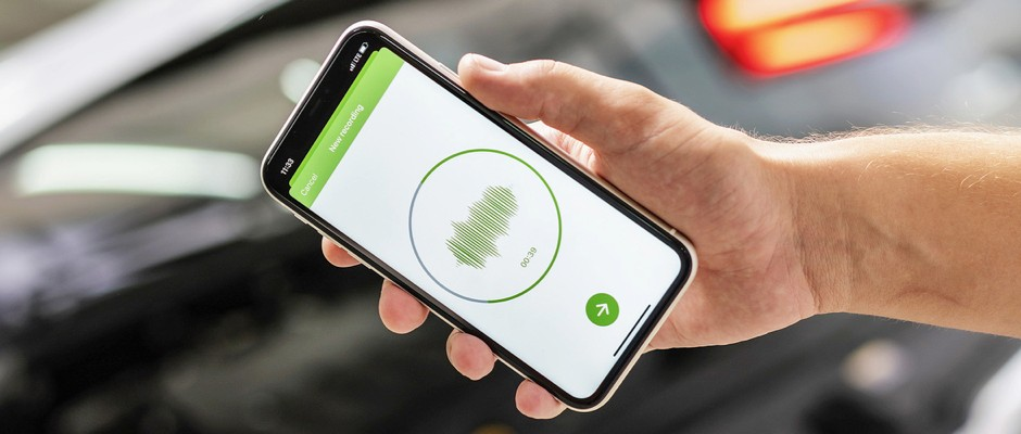 This new app from Skoda can hear exactly what's wrong with your car