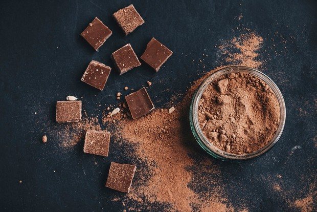 Flavanols are also found in dark chocolate and cocoa © Getty Images
