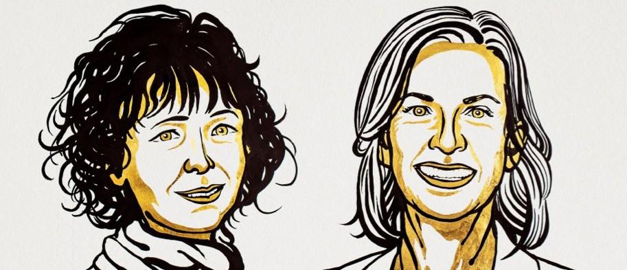 CRISPR scientists awarded 2020 Nobel Prize for chemistry