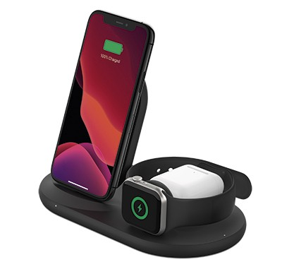 Belkin Boost Charge 3-in-1 Wireless Charger Special Edition (Best science and tech gifts)
