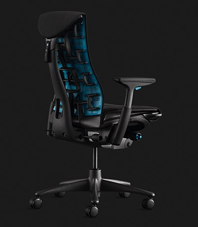Herman Miller x Logitech G Embody Gaming Chair (Best science and tech gifts)