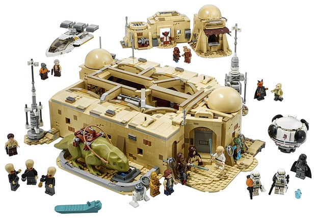 Lego Star Wars Mos Eisley Cantina (Best science and tech gifts)