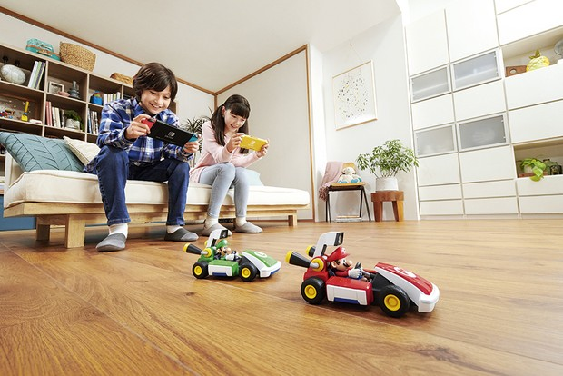 Mario Kart Live Home Circuit (Best science and tech gifts)