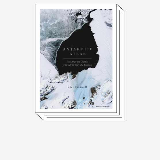 Cover of Antarctic Atlas