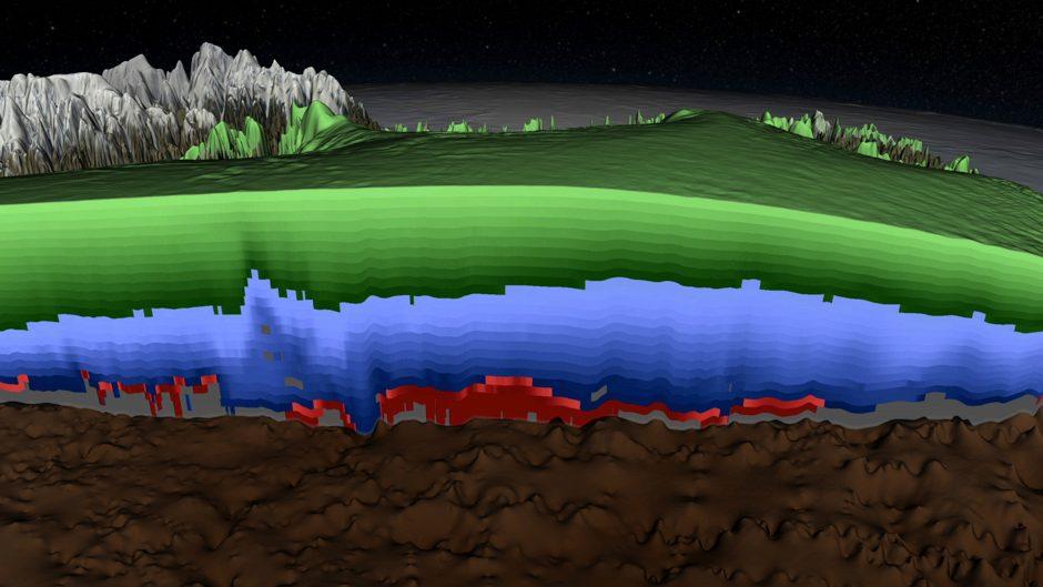 Băng ở Nam Cực có thể giúp chúng ta du hành ngược thời gian như thế nào? ảnh 2.
