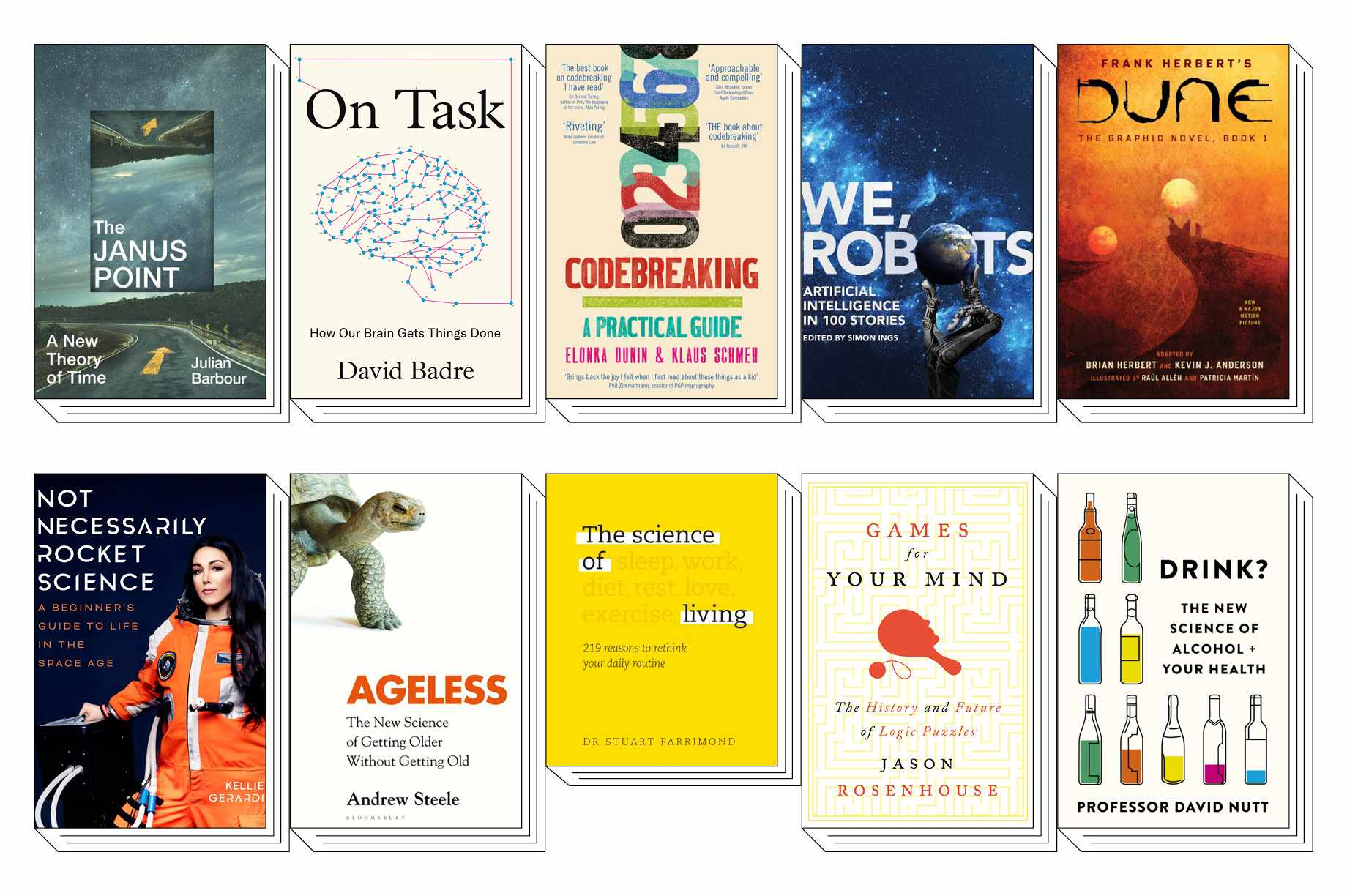 10 of the best science books coming out this month – December 2020