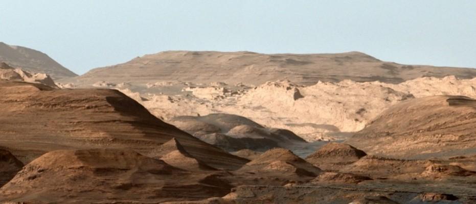 Ancient megaflood hints at possibility of life on Mars - BBC Focus Magazine