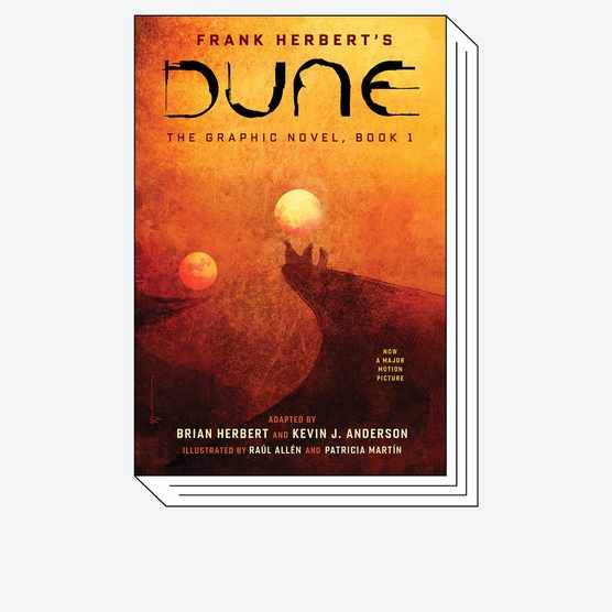 Cover of Dune: The Graphic Novel