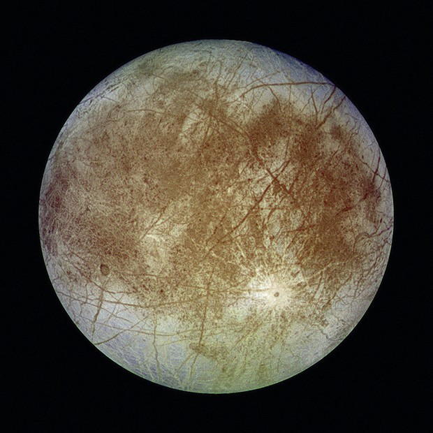 Europa © NASA/JPL