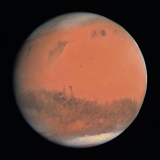 Mars © NASA