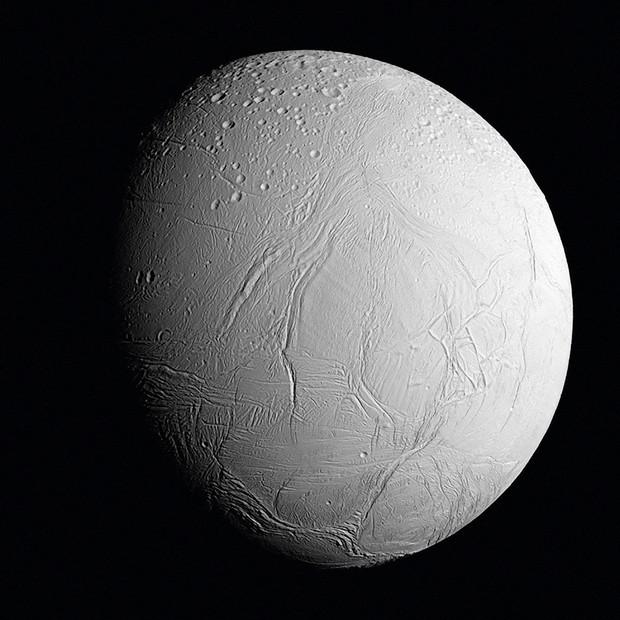 Enceladus © NASA