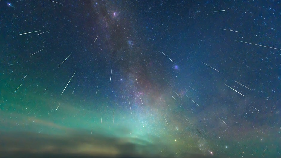 How do I see the Geminid meteor shower?