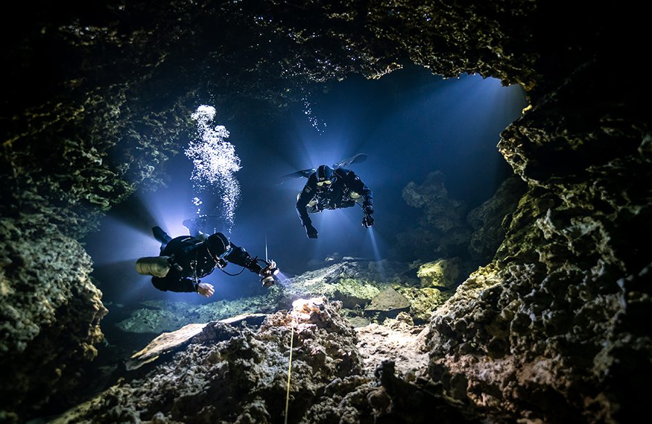 Photographed at Cenote Mayan Blue