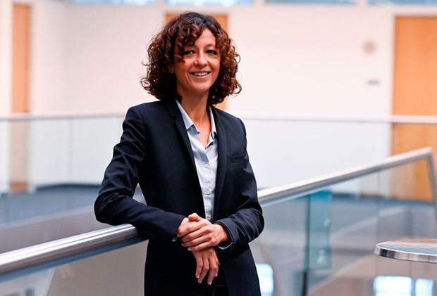 Emmanuelle Charpentier © Getty Images
