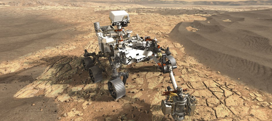 All you need to know about the 2021 Mars missions