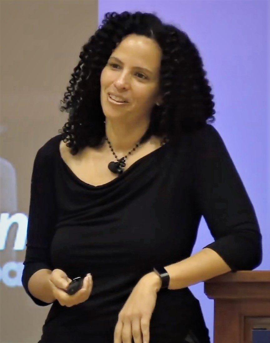 Professor Raychelle Burks