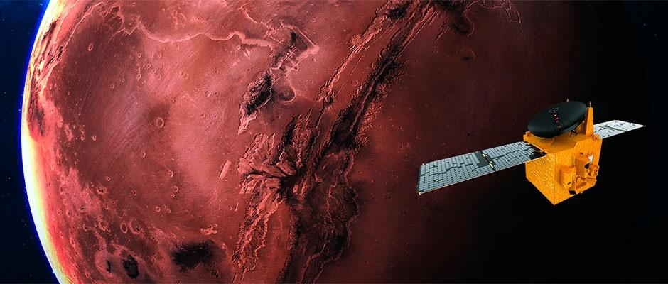 Mars: UAE Hope probe to enter orbit around the Red Planet
