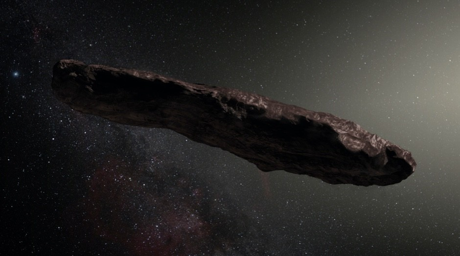 Prof Avi Loeb: Could 'Oumuamua be our first recorded brush with alien technology?