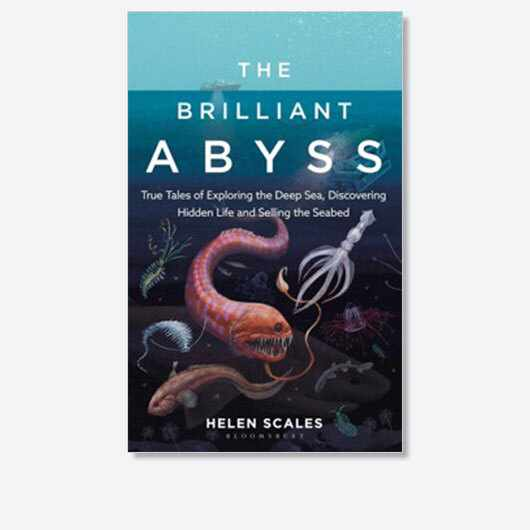 The Brilliant Abyss by Helen Scales ©Bloomsbury Sigma