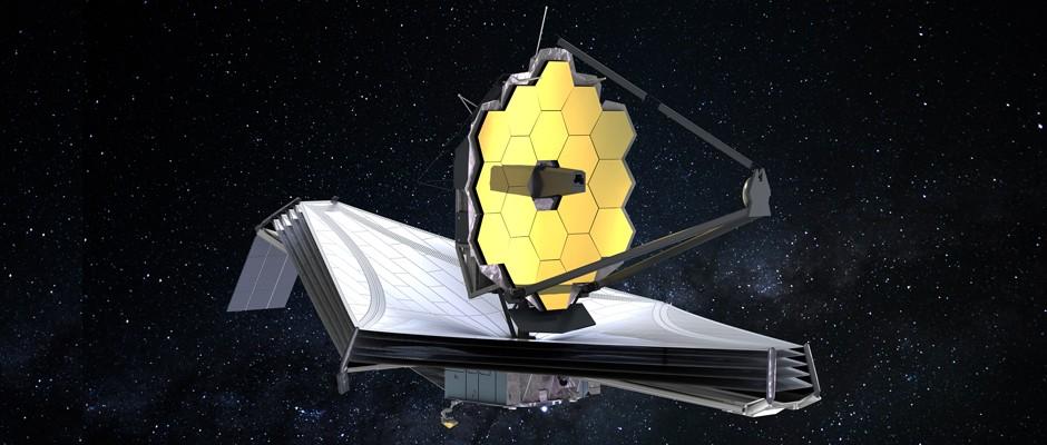 James Webb telescope © NASA/Getty