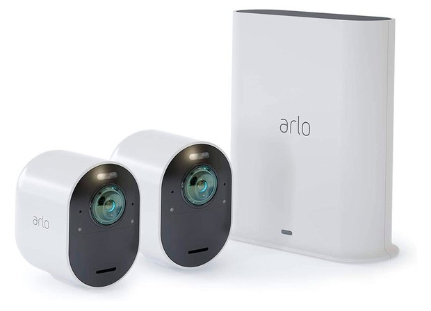 Arlo Ultra security camera (Best garden gadgets)