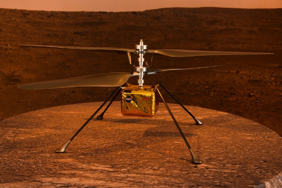 Mars Ingenuity Helicopter: Why drones are the future of space exploration