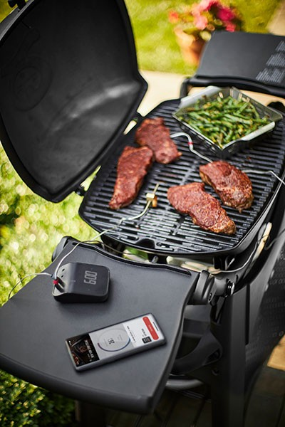 Weber Connect Smart Grilling Hub (Best garden gadgets)