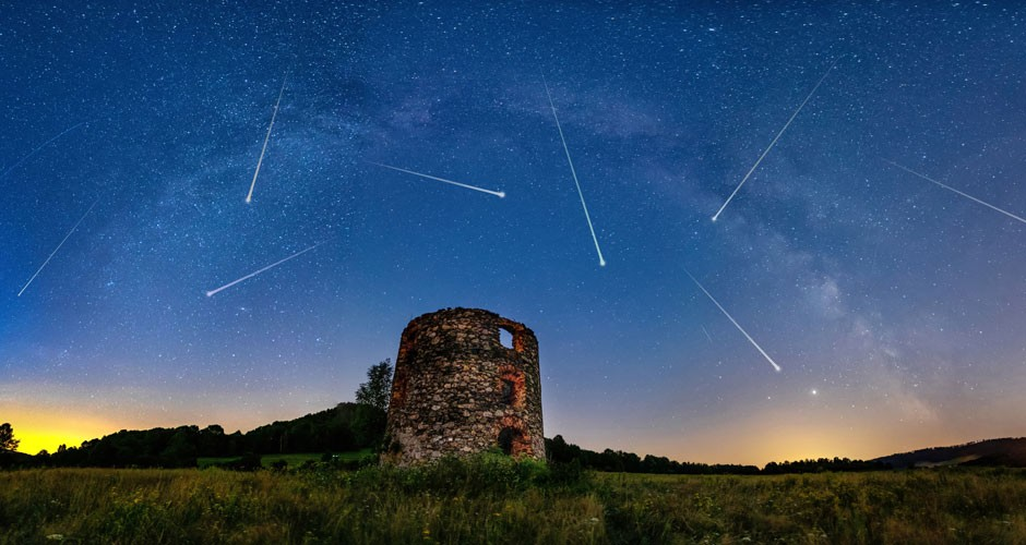 How to see the Lyrid meteor shower 2021 tonight