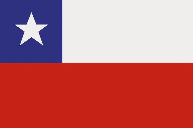 Chile flag © Getty Images