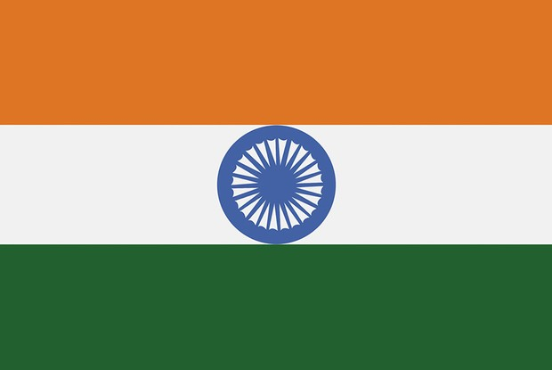 Indian flag © Getty Images