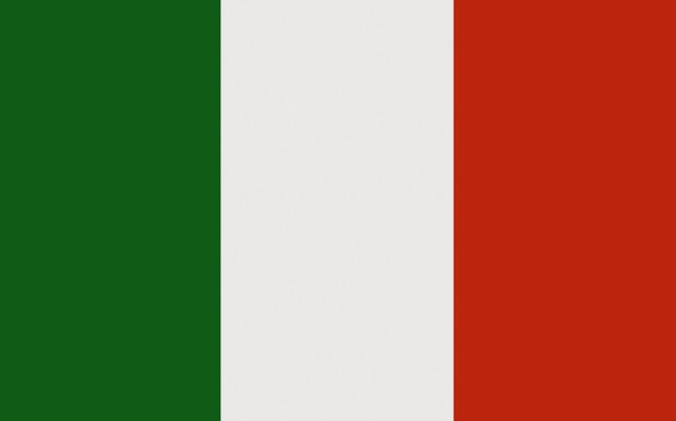Italian Flag © Getty Images