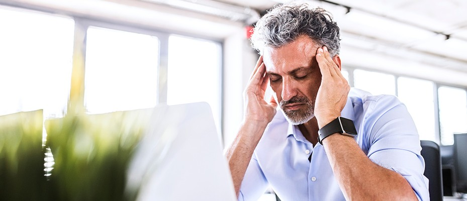 Stress really does turn hair grey – but it can be reversed