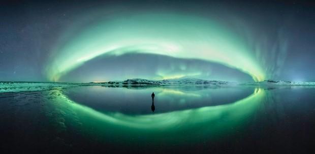 Iceland Vortex © Larryn Rae