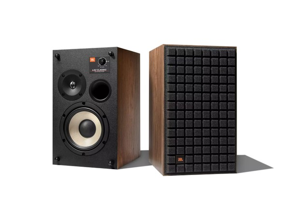 JBL L52 Classic Speakers on white background
