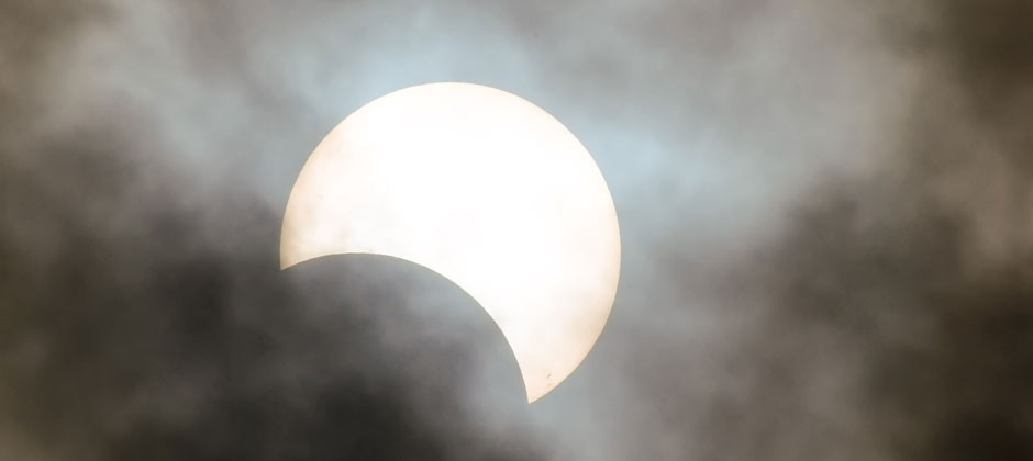 Solar eclipse 2021: How and when to see in the UK