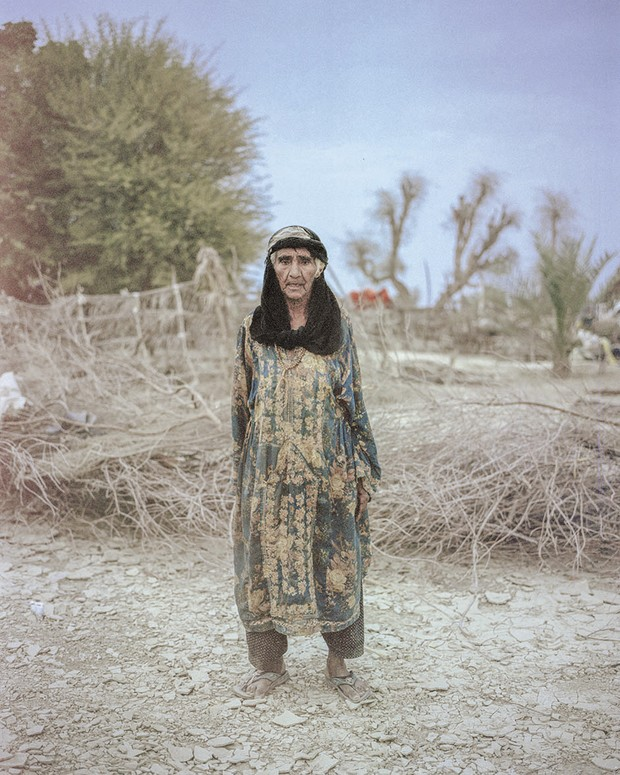 The Sistan and Baluchestan province in Iran, once fertile, is now turning into a desert © Hashem Shakeri/Wellcome Photography Prize 2021