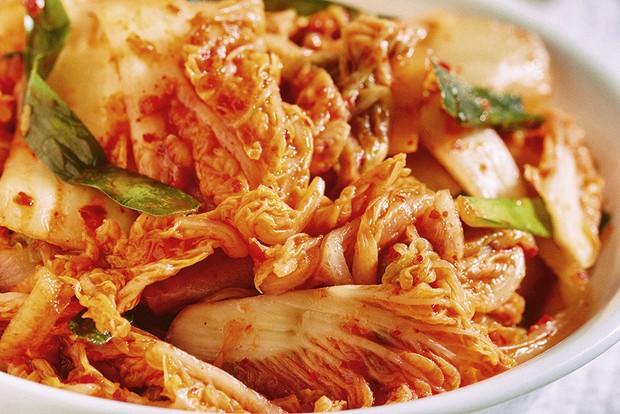 Kimchi © Alamy