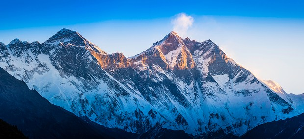 Is it dangerous to climb Everest?  © Getty Images