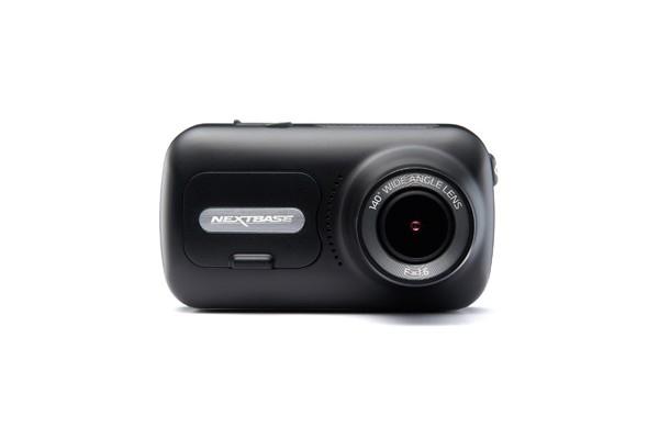 NEXTBASE 322GW Full HD Dash Cam - Black