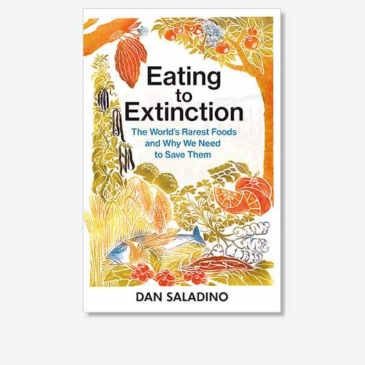 Eating to Extinction book cover