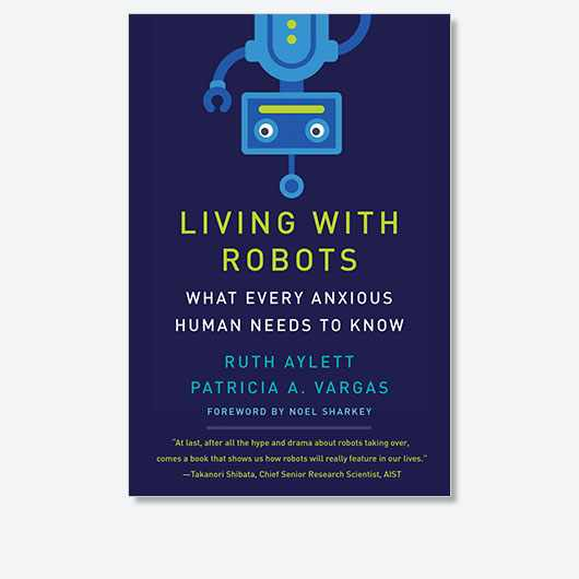 Living with Robots book cover