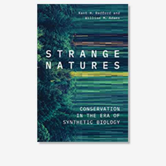 Strange natures book covers