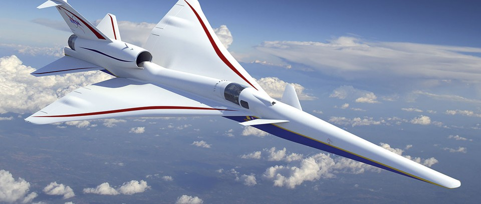 X-59 QueSST: The quiet supersonic aeroplane that could revolutionise air travel © Lockheed Martin